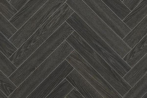 Ламинат BerryAlloc, коллекция Chateau, цвет Charme Black B7516