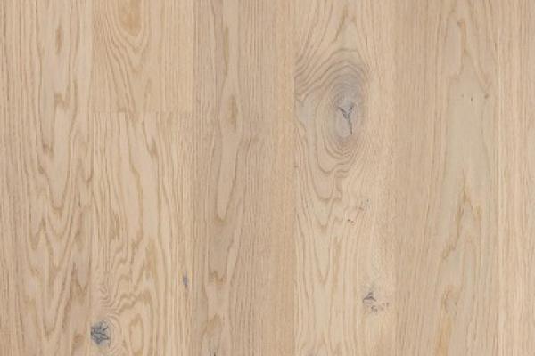 Паркетная доска Polarwood, цвет Oak premium polar white matt