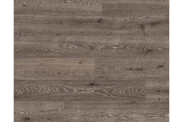 Пробковое покрытие Egger, коллекция Comfort 10/31 Long, цвет Дуб тонтон тёмный EPC008