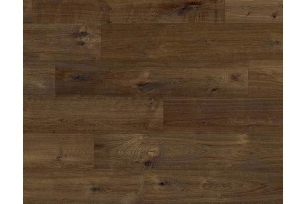 Пробковое покрытие Egger, коллекция Comfort 10/31 Large, цвет Дуб беннетт тёмный EPC010