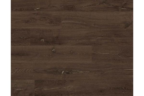 Пробковое покрытие Egger, коллекция Comfort 10/31 Long, цвет Дуб альба тёмный EPC012