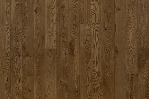 Паркетная доска Polarwood, цвет Oak premium 138 artist brown