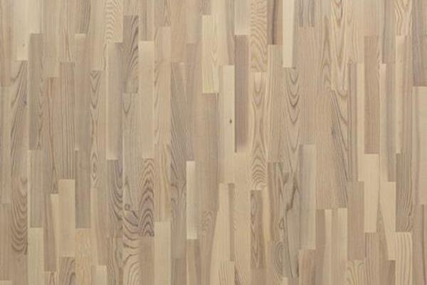 Паркетная доска Polarwood, цвет Oak living white matt loc 3s