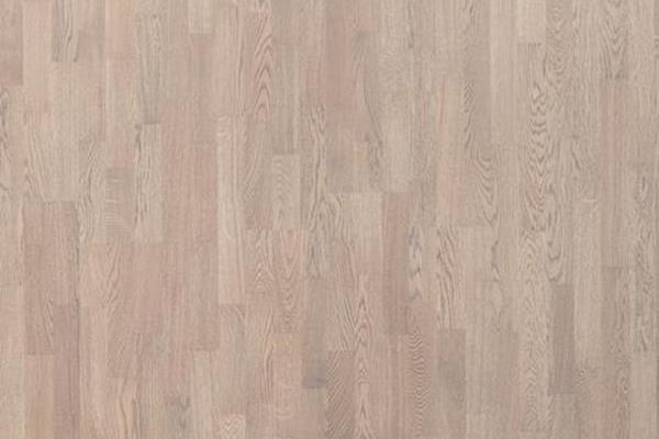 Паркетная доска Polarwood, цвет Ash living white matt loc 3s