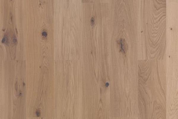 Паркетная доска Polarwood, цвет Oak premium 138 mercury white oiled