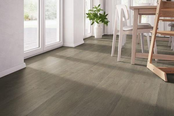 Ламинат Wiparquet, коллекция Authentic 8 Realistic, цвет Дуб Серый 30121