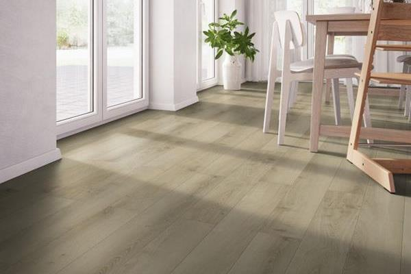 Ламинат Wiparquet, коллекция Authentic 8 Narrow, цвет Слоновая кость 31876