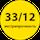 Экстрапрочность. 33 класс, 12мм толщина